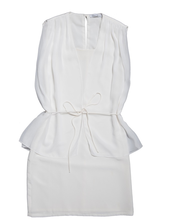 Caroline White Dress. Kamila Dmowska (1)