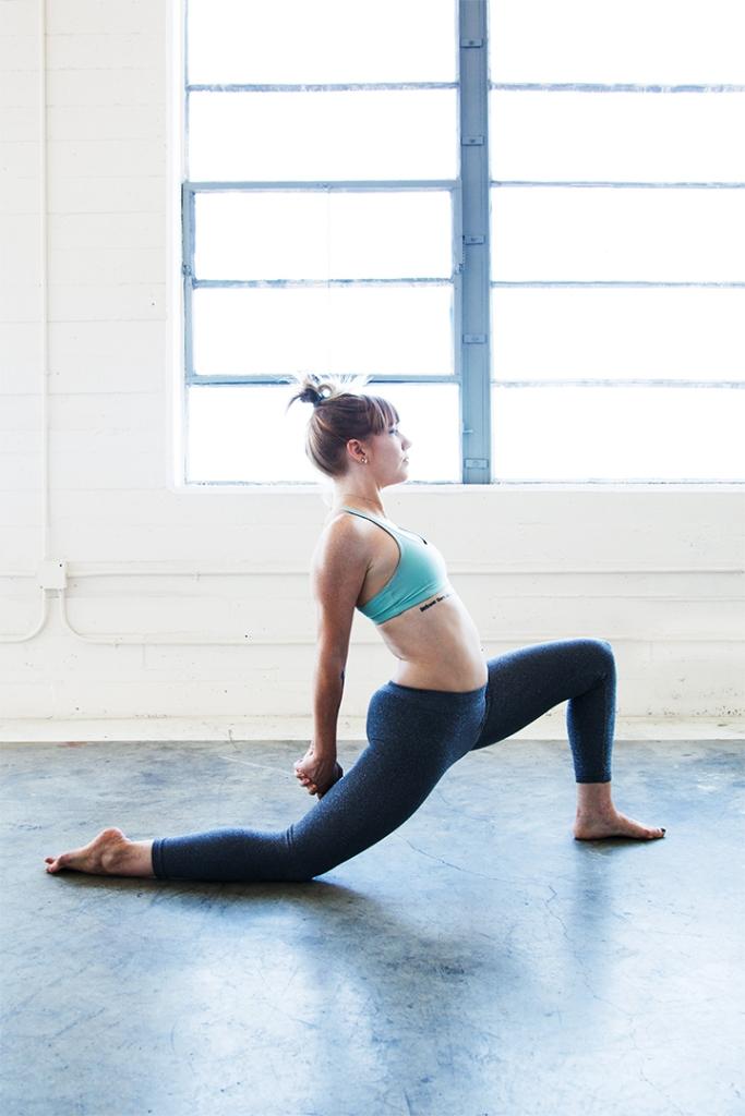Brenna Barry yoga Kamila Dmowska blog